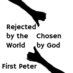 Rejected by the World, Chosen by God: Sermons on 1 Peter